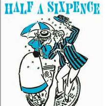 Half-a-sixpence