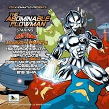 The-abominable-flowman-mixtape-launch-party
